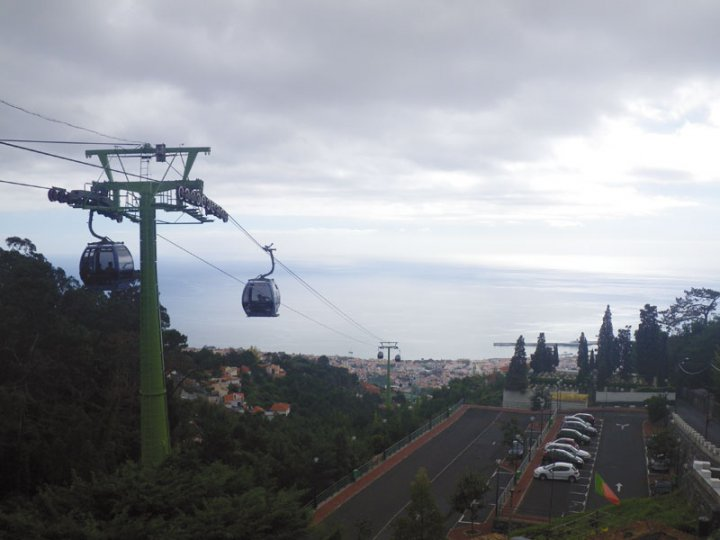 Teleférico do Funchal